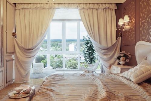 Шторы для создания уюта в доме