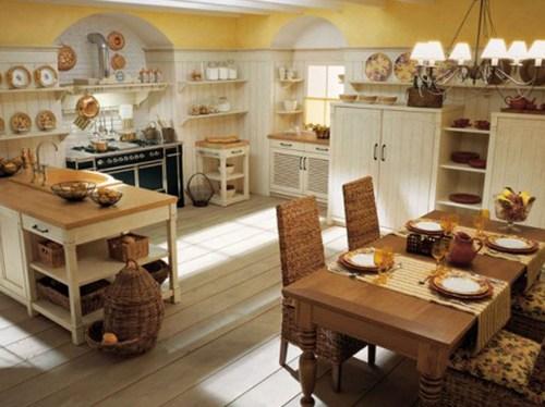 Как сделать кухню уютнее