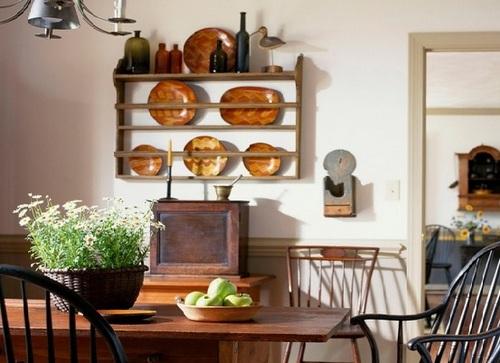 Особенности деревенского стиля в интерьере