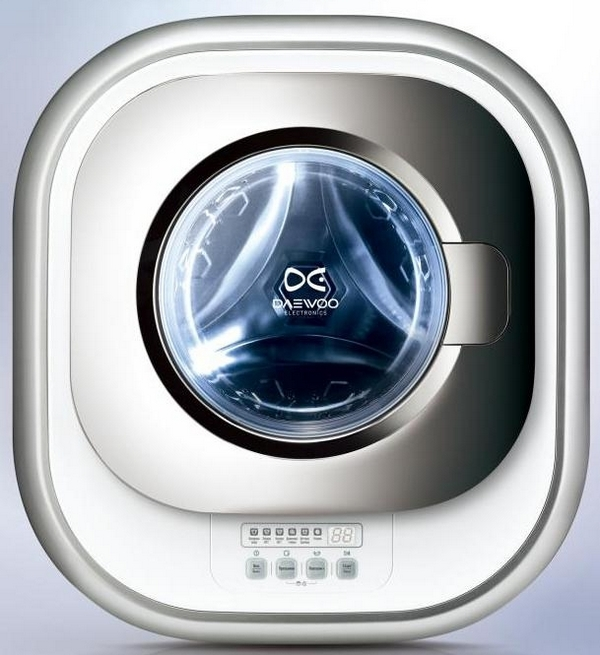 Настенная стиральная машина Daewoo фото
