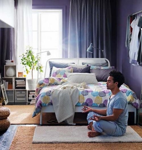 Прикроватные коврики в спальню от ИКЕА