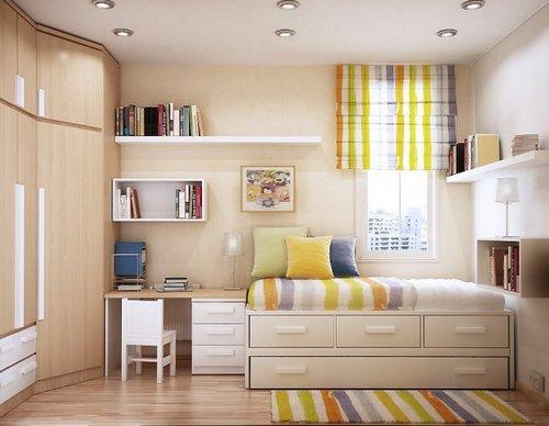 Коврик для детской спальни возле кровати