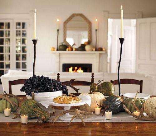 Как оформить стол для празднования Хэллоуина дома