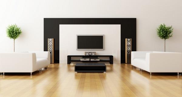Мебель в стиле минимализм для гостиной фото