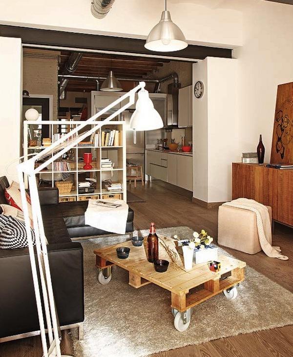 Как обставить квартиру студию фото