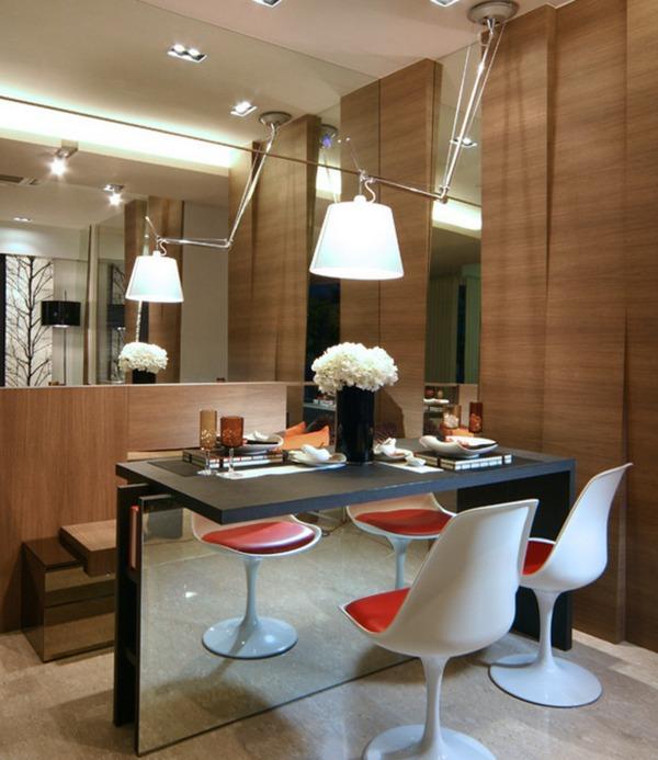 дизайнерские решения для квартиры студии