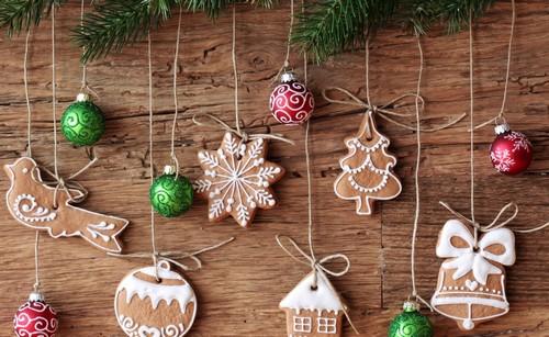 Вкусные украшения для новогодней елки 2014