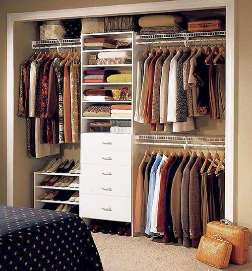Шкаф-купе гардеробная