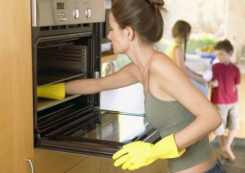 Чистота в доме - уборка без химии
