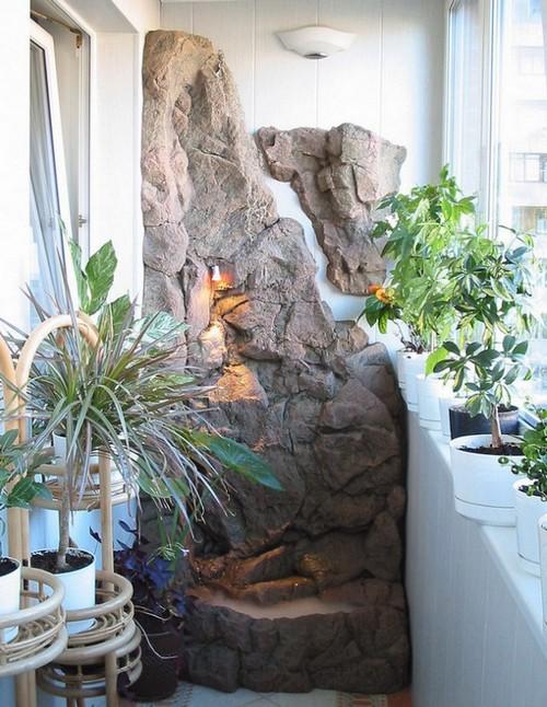 Дизайн зимнего сада в квартире фото