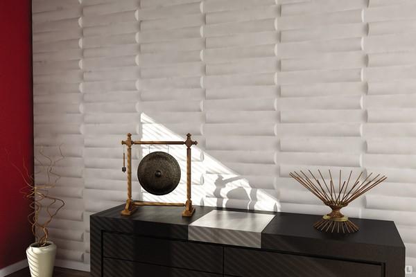 3Д стеновые панели фото