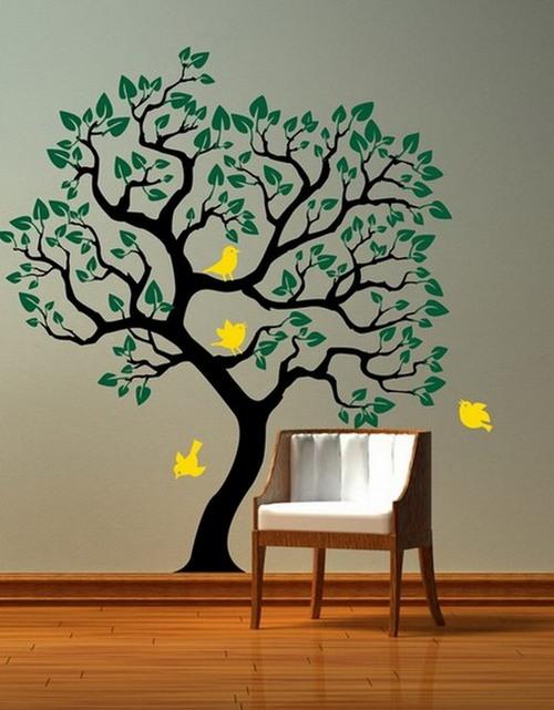 Деревья из гирлянд своими руками