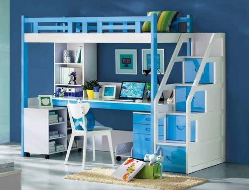 Детская мебель | Современные интерьеры детских комнат