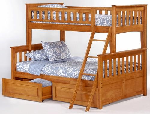 Двухъярусные кровати для взрослых и детей
