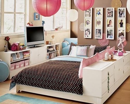 Комната для девушки дизайн фото