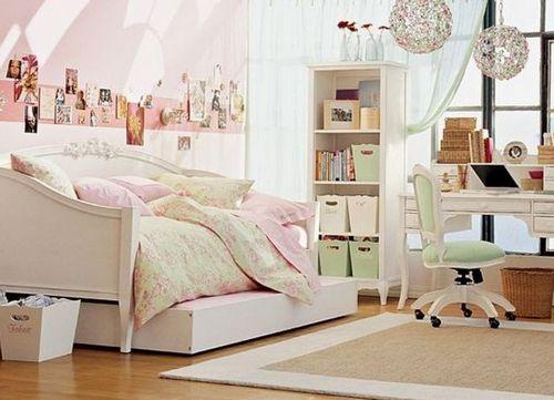 Красивая комната для девушки