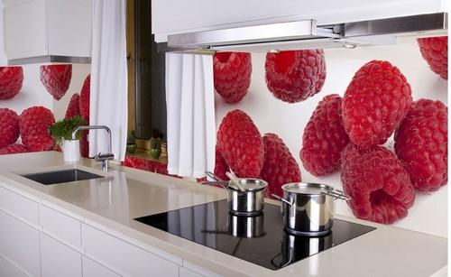 Фотообои на кухню 3D