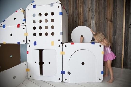 Детские домики для игр и развития