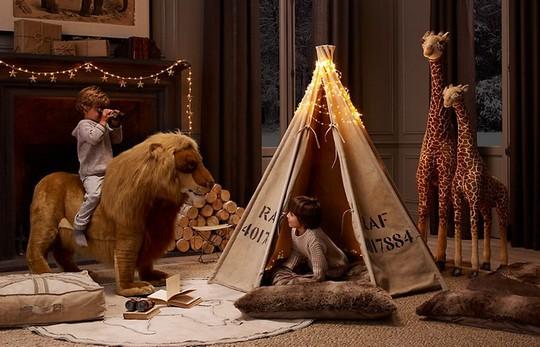 Домик-палатка для детей