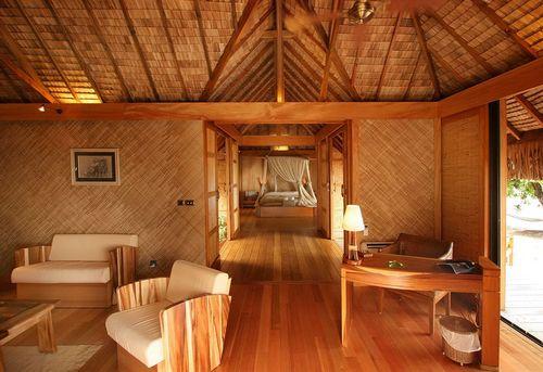 Одноэтажный дом в стиле бунгало