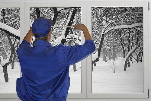 Можно ли ставить пластиковые окна зимой