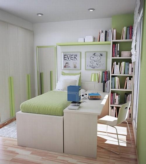 идеи для маленькой детской комнаты