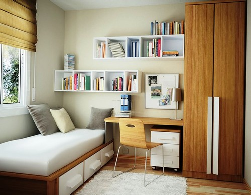 детская мебель для маленьких комнат