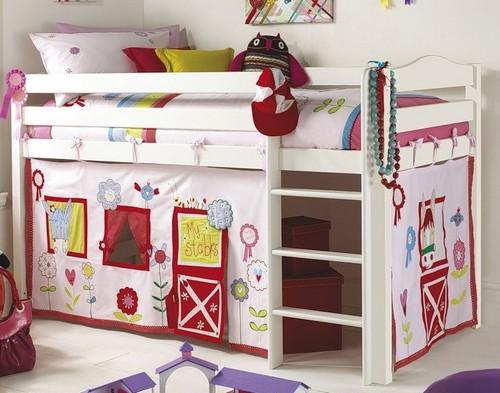 дизайн детских комнат маленьких