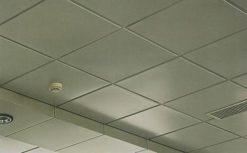 алюминиевый потолок кассетный