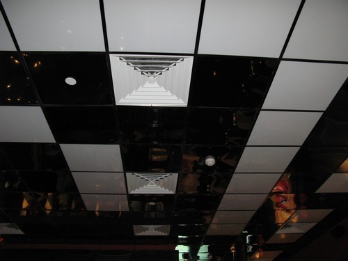 Кассетные потолки фото