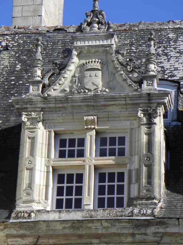 История слухового окна в крыше