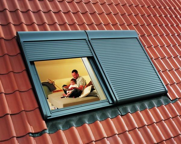 Наклонное слуховое окно