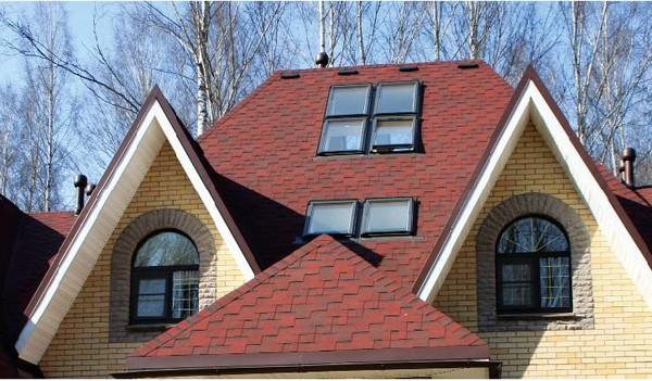 Виды люкарен для крыши