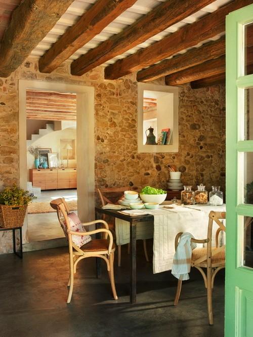 Кухня в стиле гранж фото