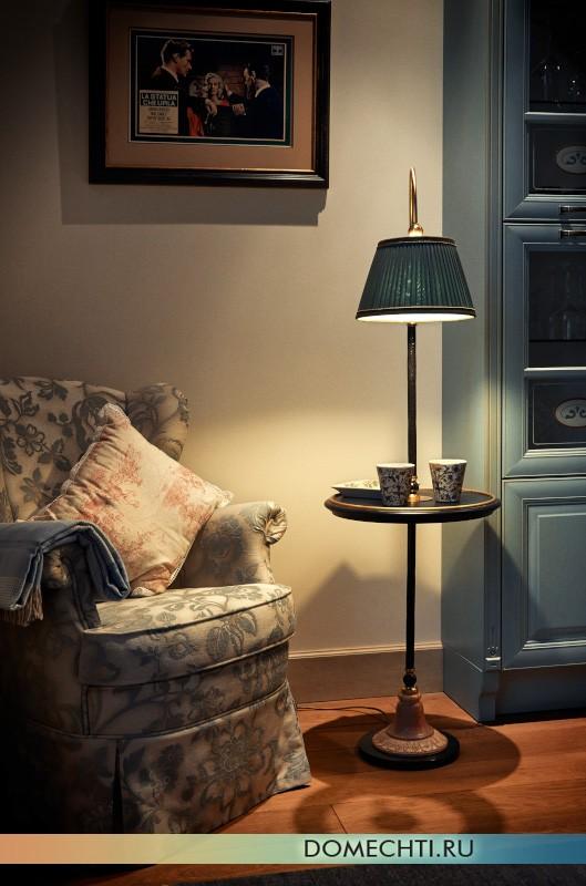 Прованский интерьер в квартире фото
