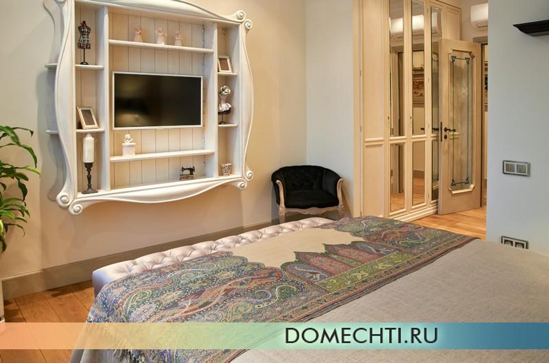 Дизайн спальни в стиле прованс фото