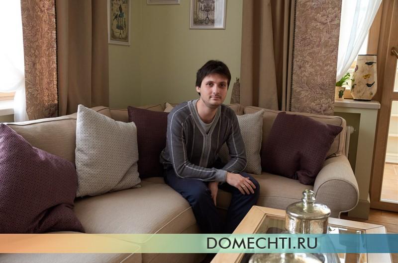 Дизайнер интерьера квартиры в стиле прованс