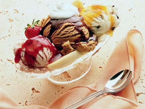 приготовление домашнего мороженого в мороженице