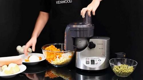 Бытовая техника для дачи кухонный комбайн