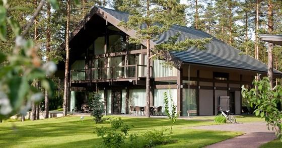 Современное строительство домов в стиле фахверк