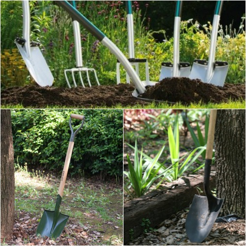 Садовая лопата фото