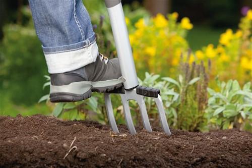 Садовые инструменты ручные - вилы