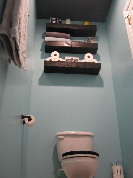 Туалетные полочки своими руками 94
