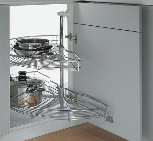 Выдвижной механизм карусель для кухни
