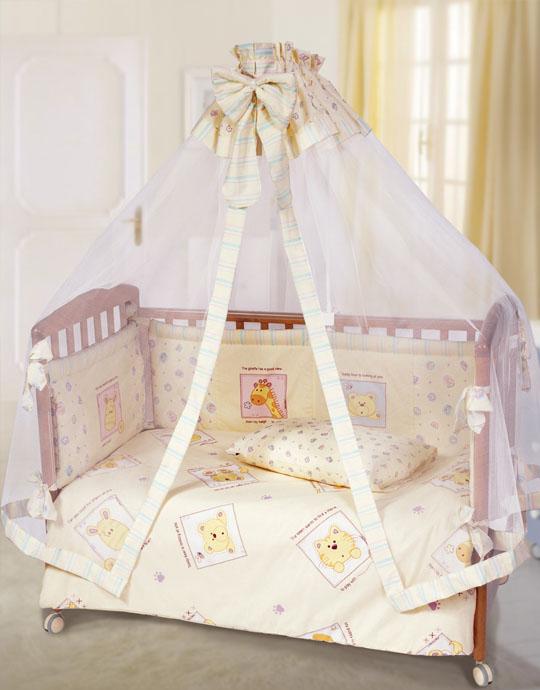 Как сшить балдахин на детскую кроватку: выбор ткани и 92