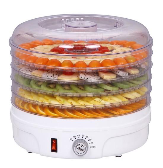 Пластиковая сушилка для фруктов и овощей