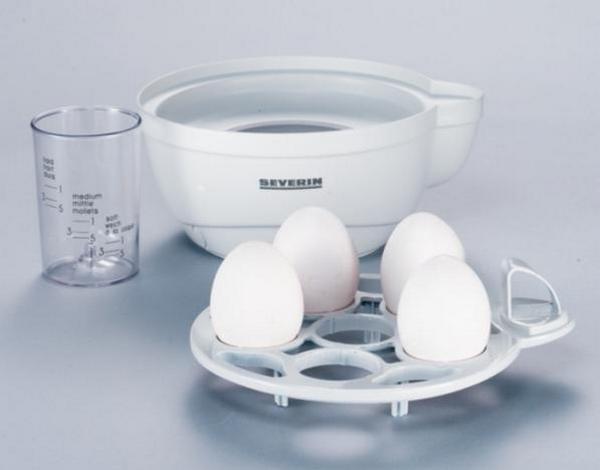 как пользоваться яйцеваркой