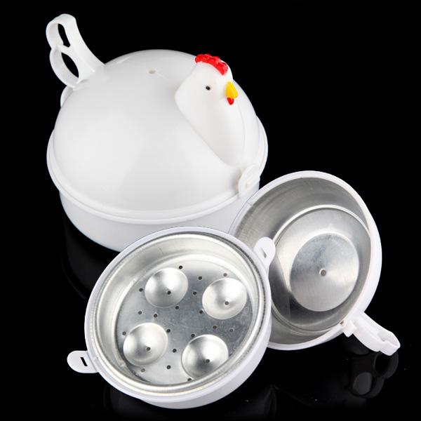Пароварка-яйцеварка для микроволновой печи