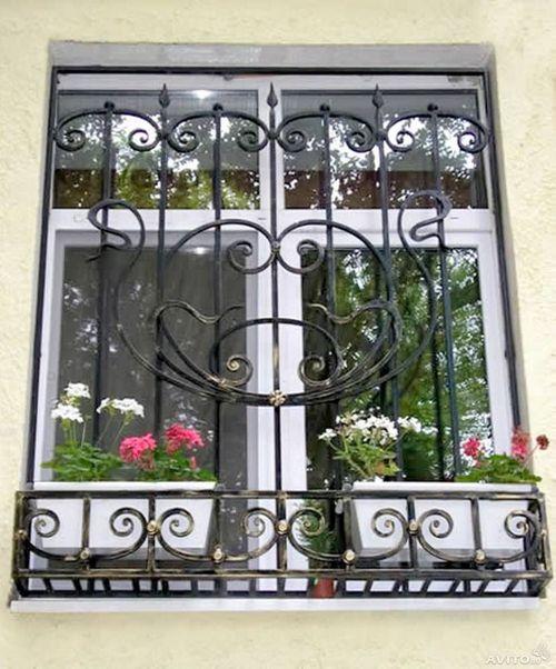 Решетки на окна от воров