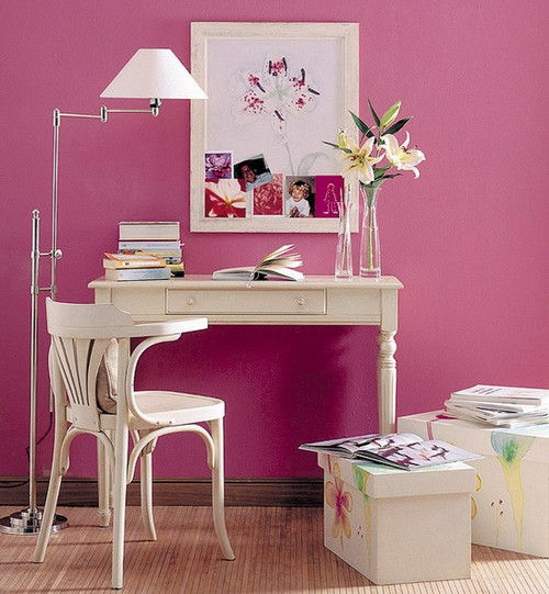 письменный стол консоль